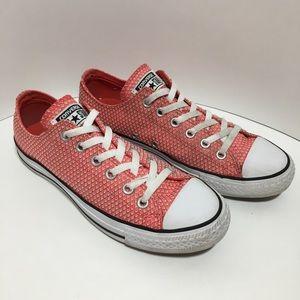 CONVERSE All Star Salmon Dragon Scale Sneaker